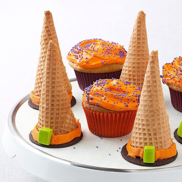 Halloween Witch Hats