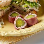Ham & Pickle Wraps