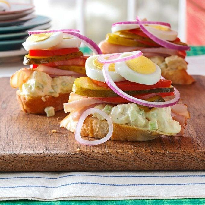 Ham Potato Salad Sandwiches Exps172283 Th133086d07 18 3bc Rms 7