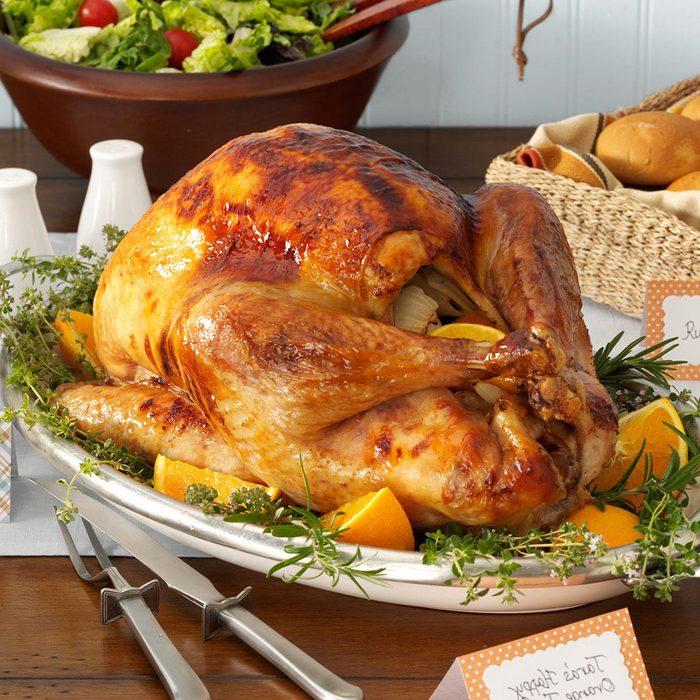Happy Orange Turkey Exps110602 Wsd2401788c06 07 2bcvr Rms