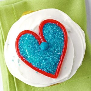 Have a Heart Cupcakes