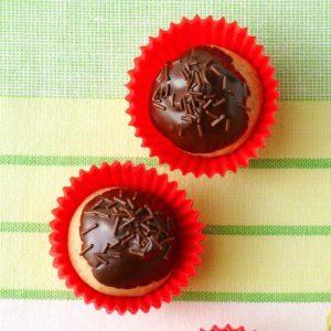 Hazelnut Bonbon Cookies