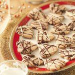 Hazelnut Shortbread Hearts