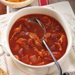 Healthy Chicken Tortilla Soup