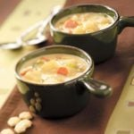Hearty Cheese and Vegetable Soup