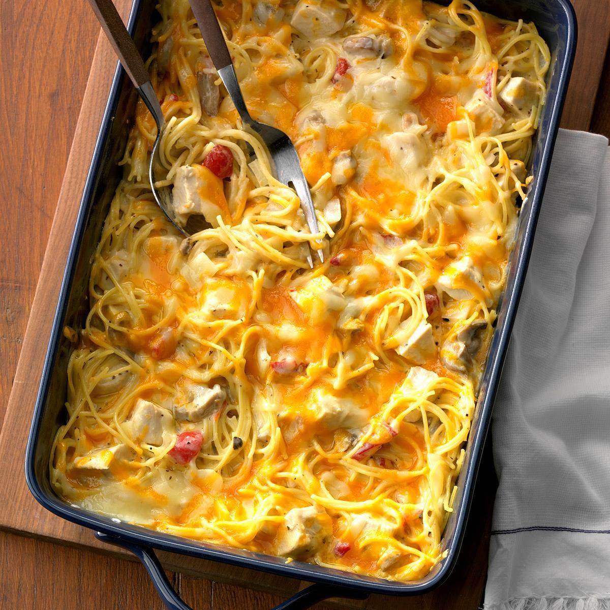 Hasil gambar untuk Chicken Spaghetti