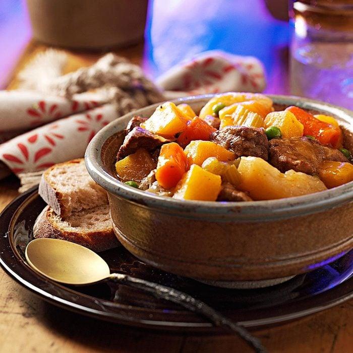 Hearty Hunter's Stew