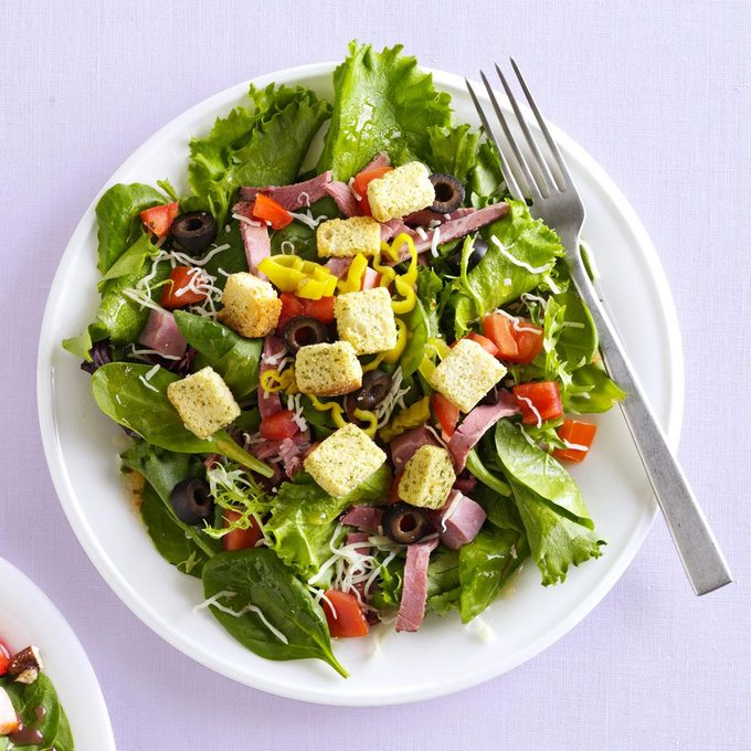 Hearty Italian Salad