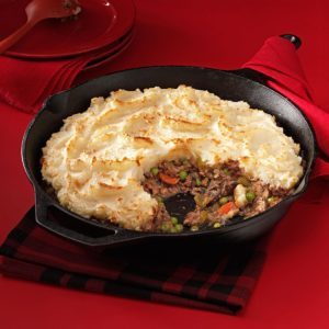 Hearty Meatless Shepherd's Pie