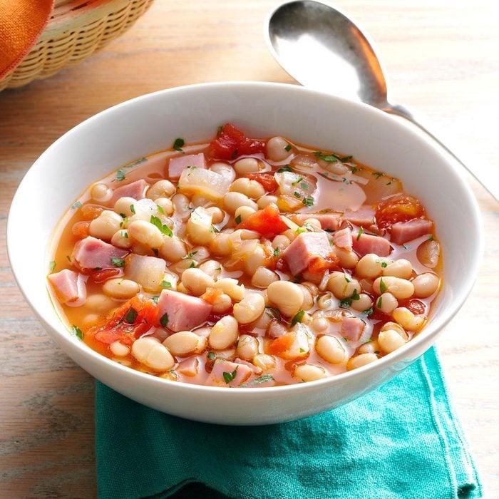 Hearty Navy Bean Soup