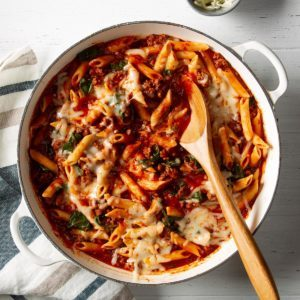 75 Comforting Pasta Dishes Perfect for a Night In