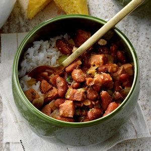 Hearty Red Beans and Rice