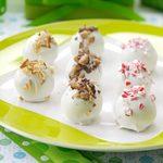 Heavenly Chocolate-Fudge Cake Balls