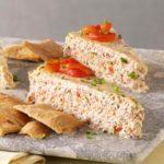 Herb & Roasted Pepper Cheesecake