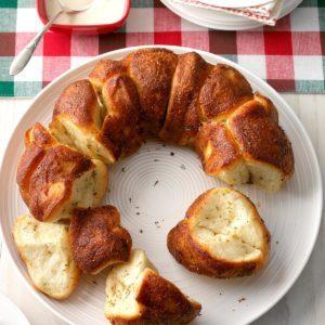 Herbed Bubble Bread