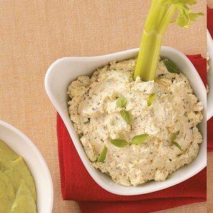 Herbed Garlic Cheese Dip