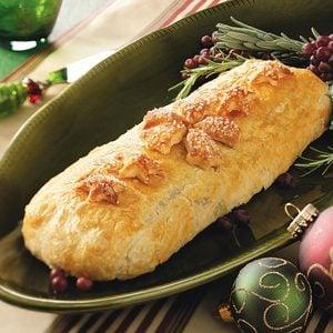 Herbed Havarti in Pastry