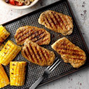 Herbed Pork Chops