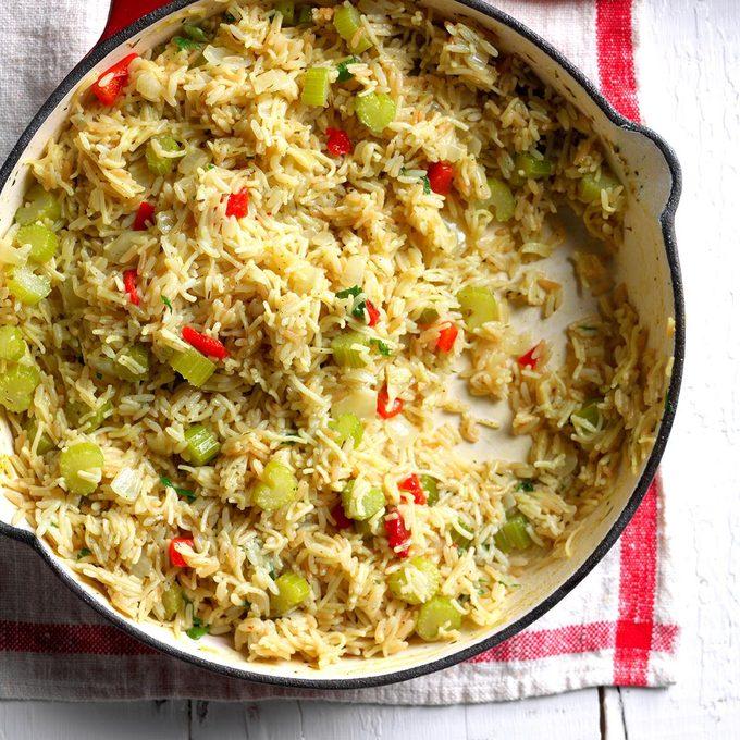 Herbed Rice Pilaf