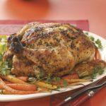 Herbed Roast Chicken