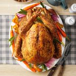 Herbed Rubbed Turkey