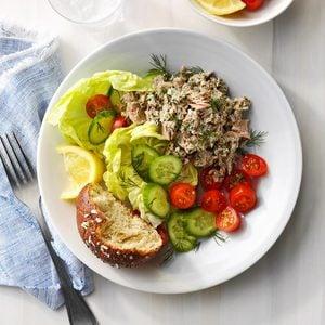 Herbed Tuna Salad