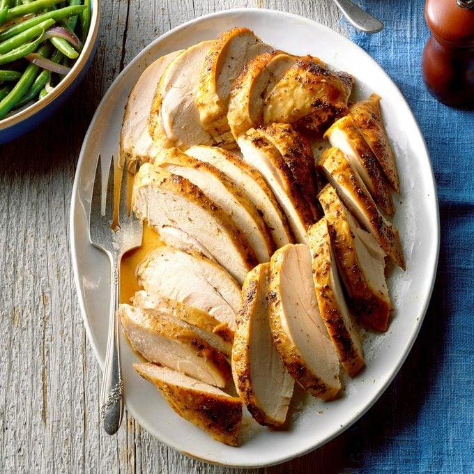 Inspired by: Rotisserie Turkey Breast