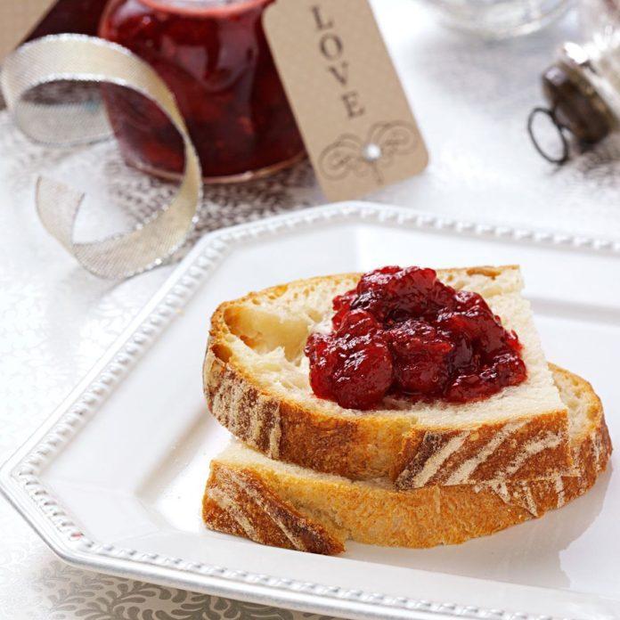 Holiday Cranberry Jam