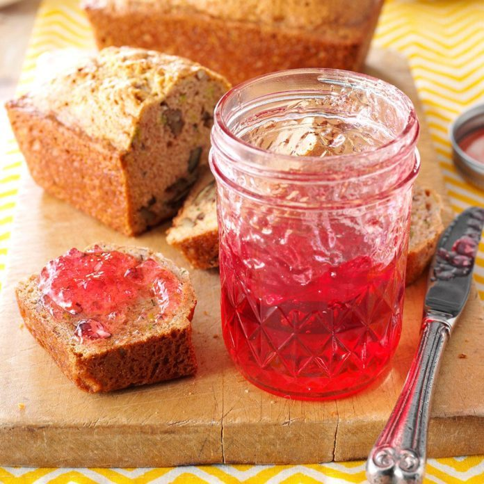Holiday Cranberry Jelly
