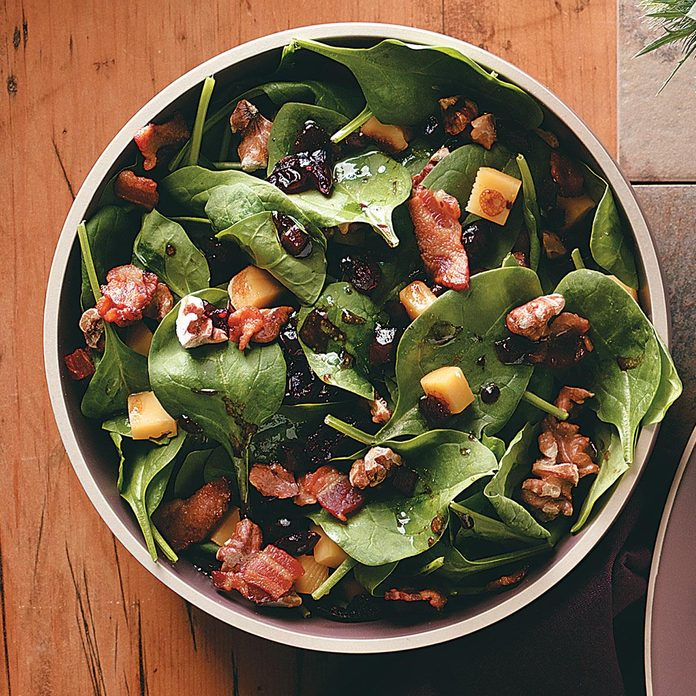 Holiday Cranberry-Walnut Salad