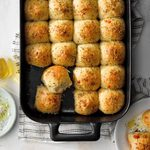 Holiday Herb-Cheese Rolls