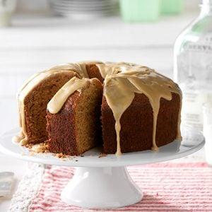 Holiday Honey Cake