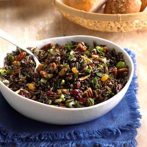 Holiday Rice Salad