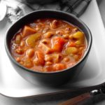 Home-Style Black-Eyed Pea Soup