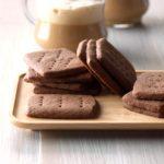Homemade Chocolate Shortbread