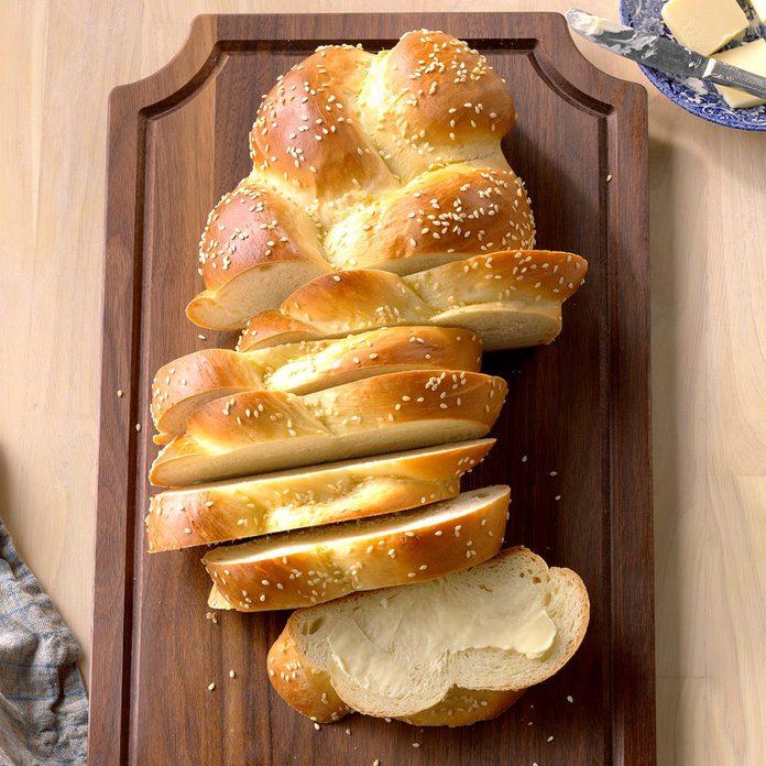 Missouri: Homemade Egg Bread