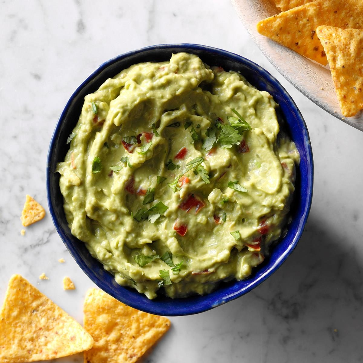 homemade guacamole recipe guacamole recipe taste of home 30798