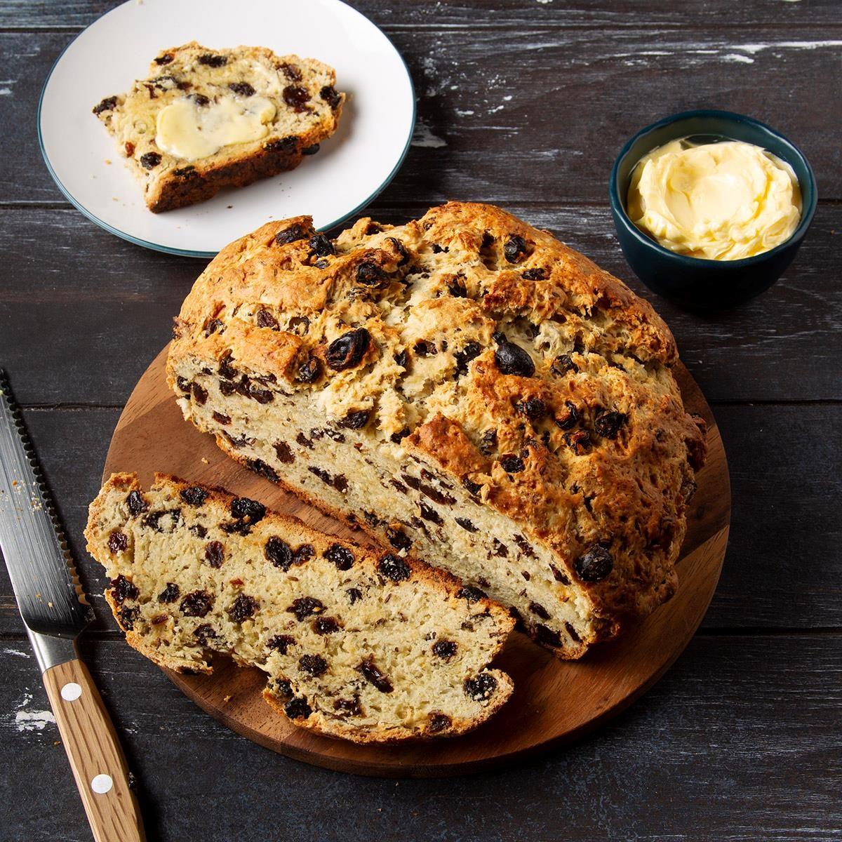 Homemade Irish Soda Bread Recipe | Taste of Home