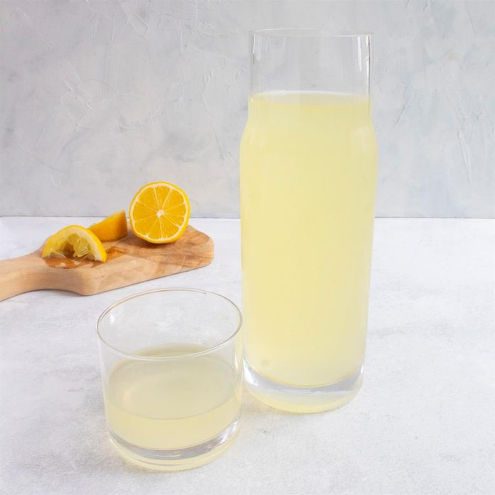 Homemade Limoncello Recipe How To Make It Taste Of Home