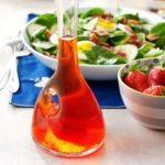 Homemade Strawberry Vinegar