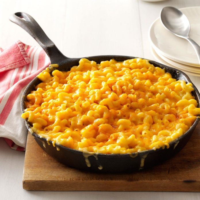 Homey Mac & Cheese