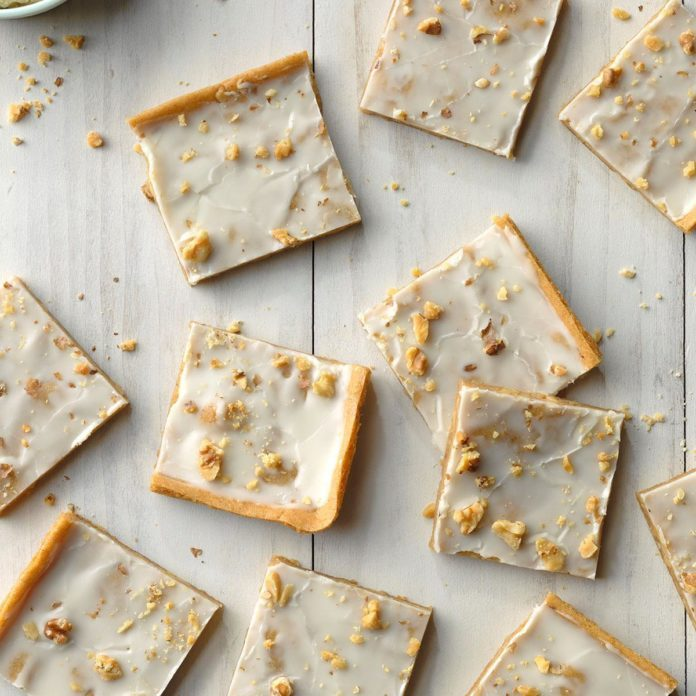 Mayonnaise: Honey Cinnamon Bars