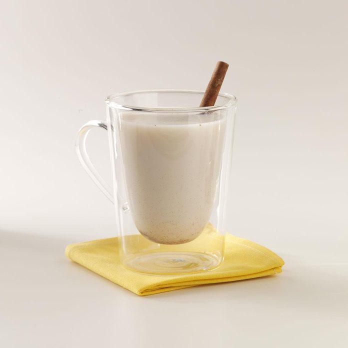 Libra: Honey Cinnamon Milk