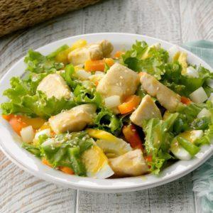 Honey-Dijon Chicken Salad