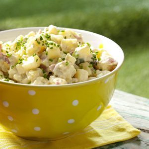 Honey-Dijon Potato Salad
