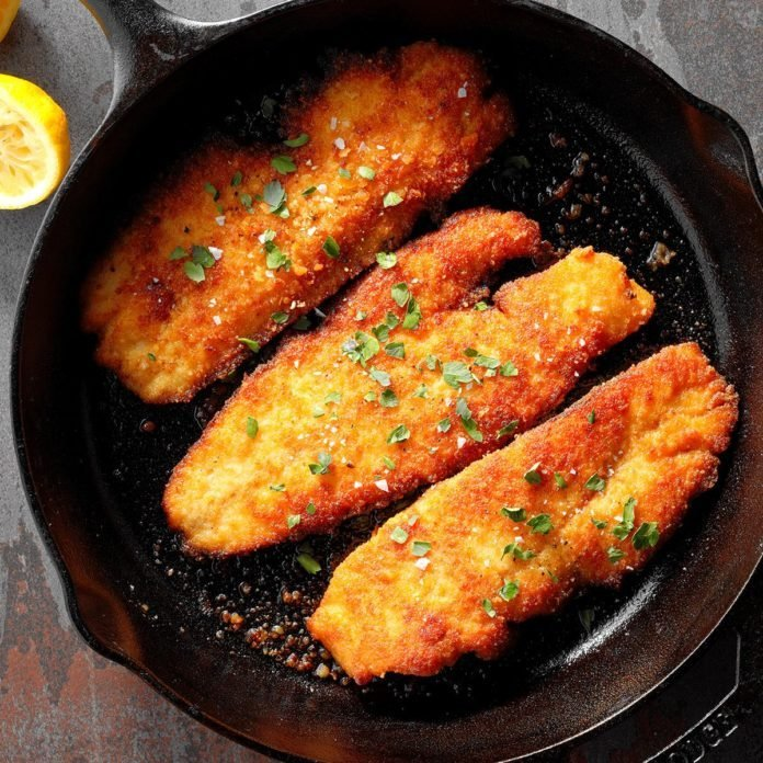 Honey Walleye
