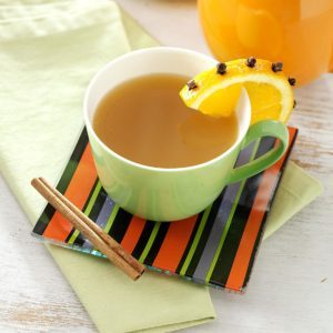 Hot Apple Pineapple Cider