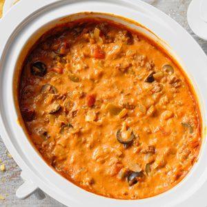 Hot Chili Cheese Dip