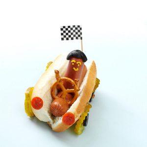 Hot Dog Speed Racer