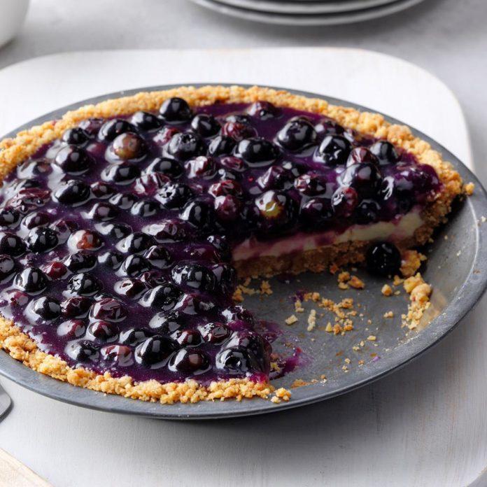 Idaho: Huckleberry Pie